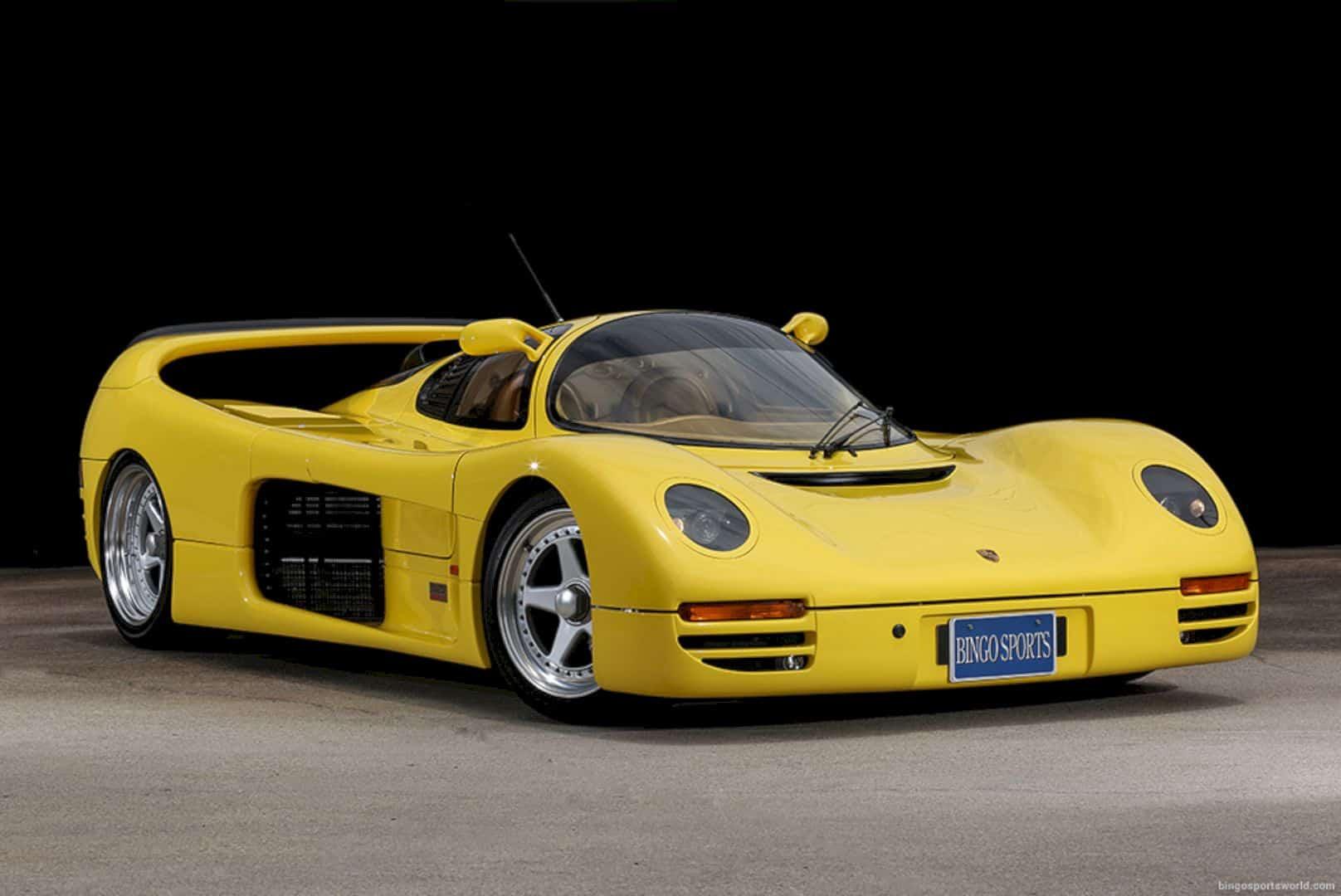 1994 Porsche Schuppan 962cr 7
