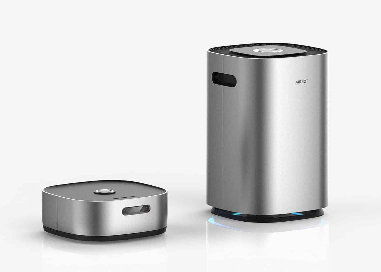 AIRBOT: A Smart Air Purifier with Vacuum Cleaner Combination for An Easy Move