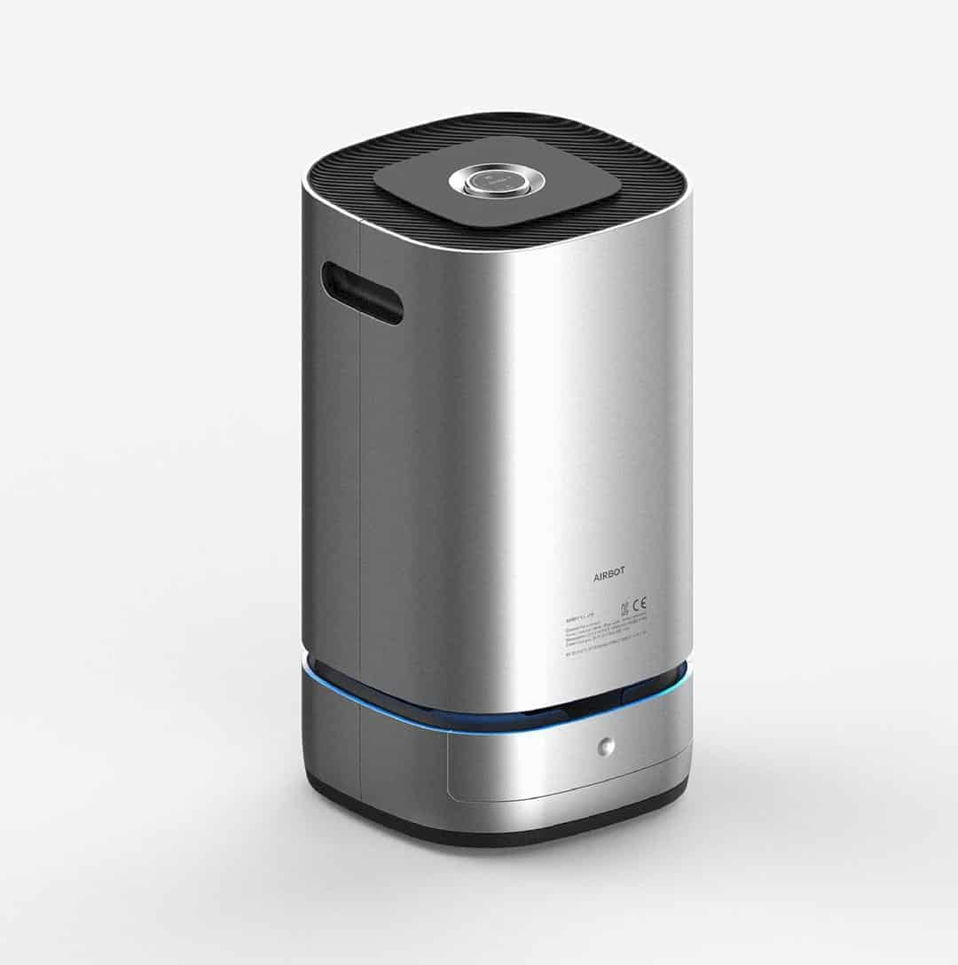 Airbot A Smart Air Purifier With Vacuum Cleaner