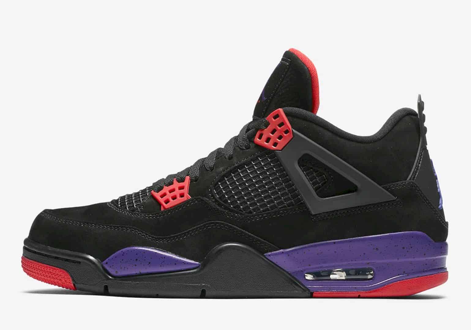 Air Jordan 4 Raptors 2