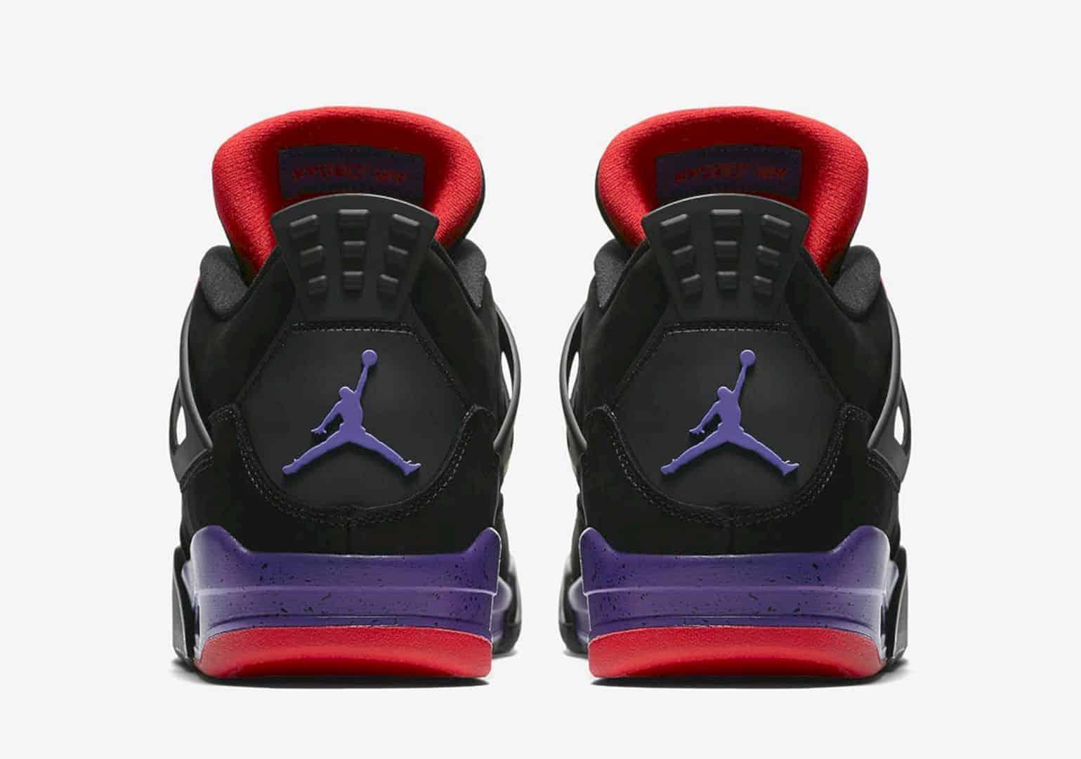 Air Jordan 4 Raptors 4