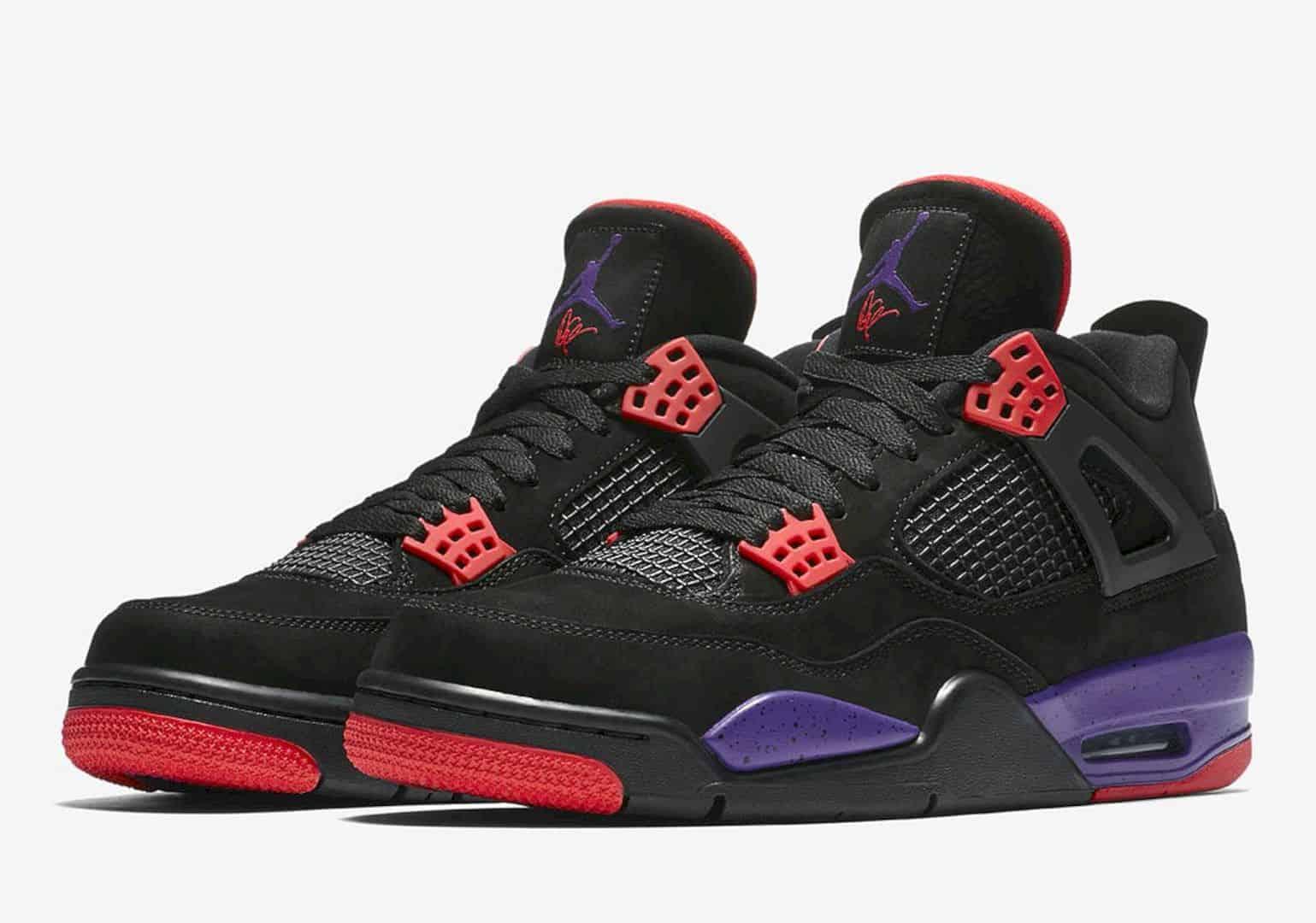 Air Jordan 4 Raptors 5