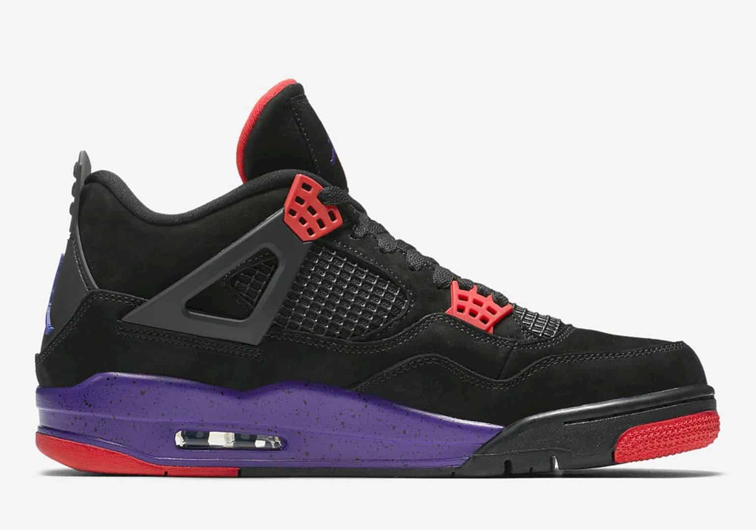 "Air Jordan 4 ""Raptors"": The Sneakers with Drake's Signature"