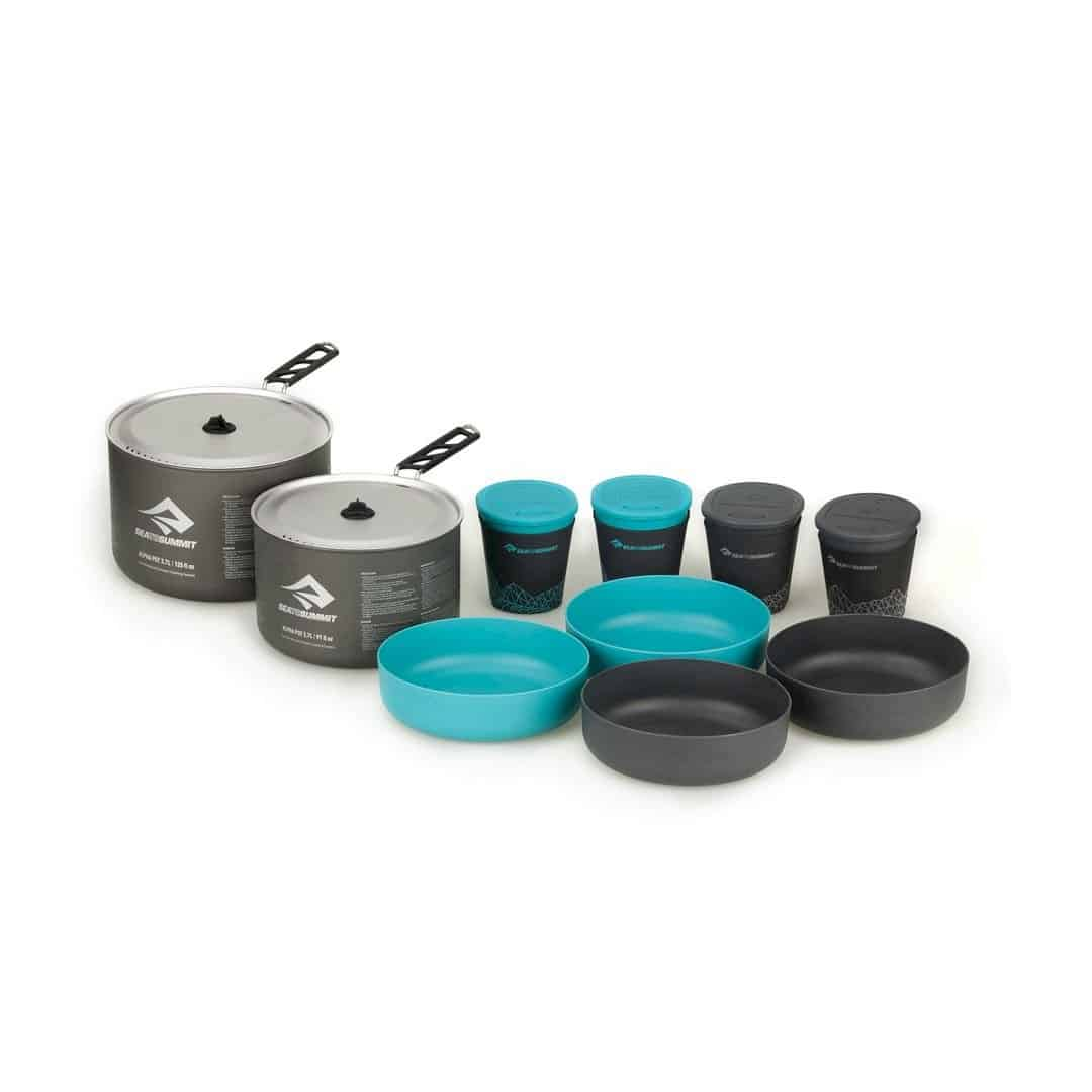 Alpha 2 Pot Cook Set 4 2 1