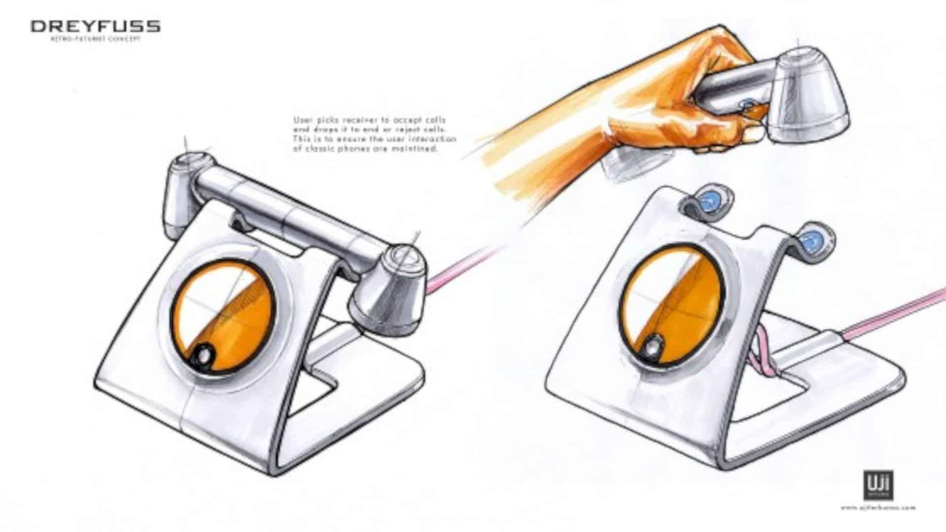 Dreyfuss Retro Futurist Concept 6