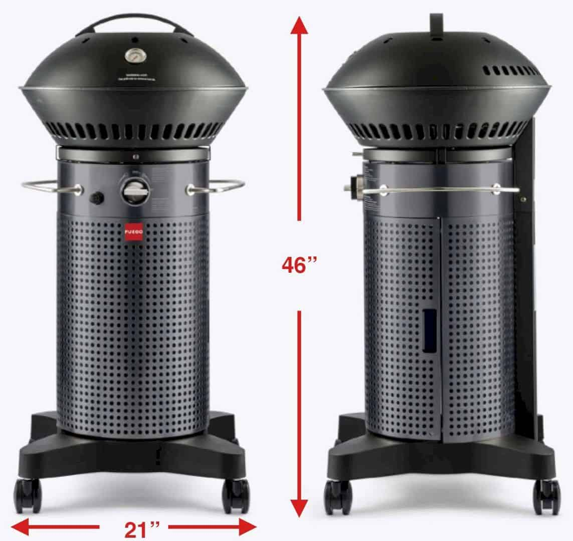 Fuego Element F21C 5