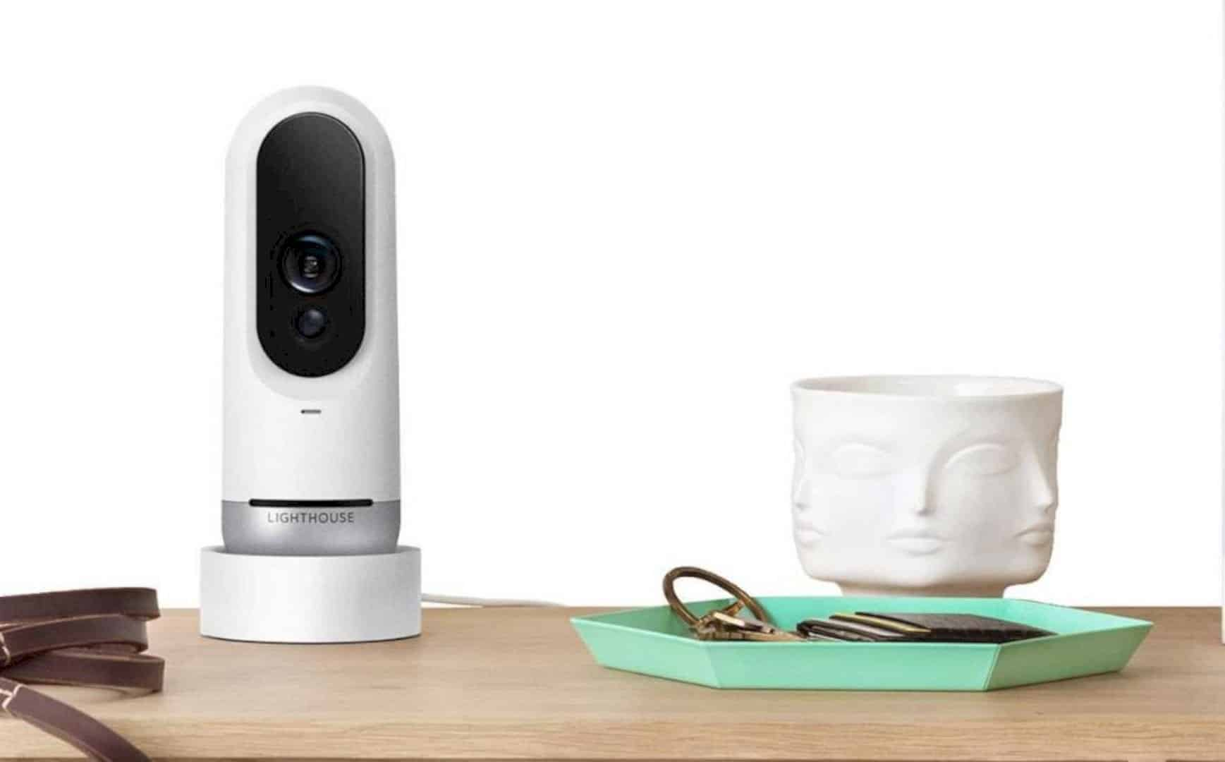 Lighthouse: The Smartest Home Security Camera Ever with AI Magic