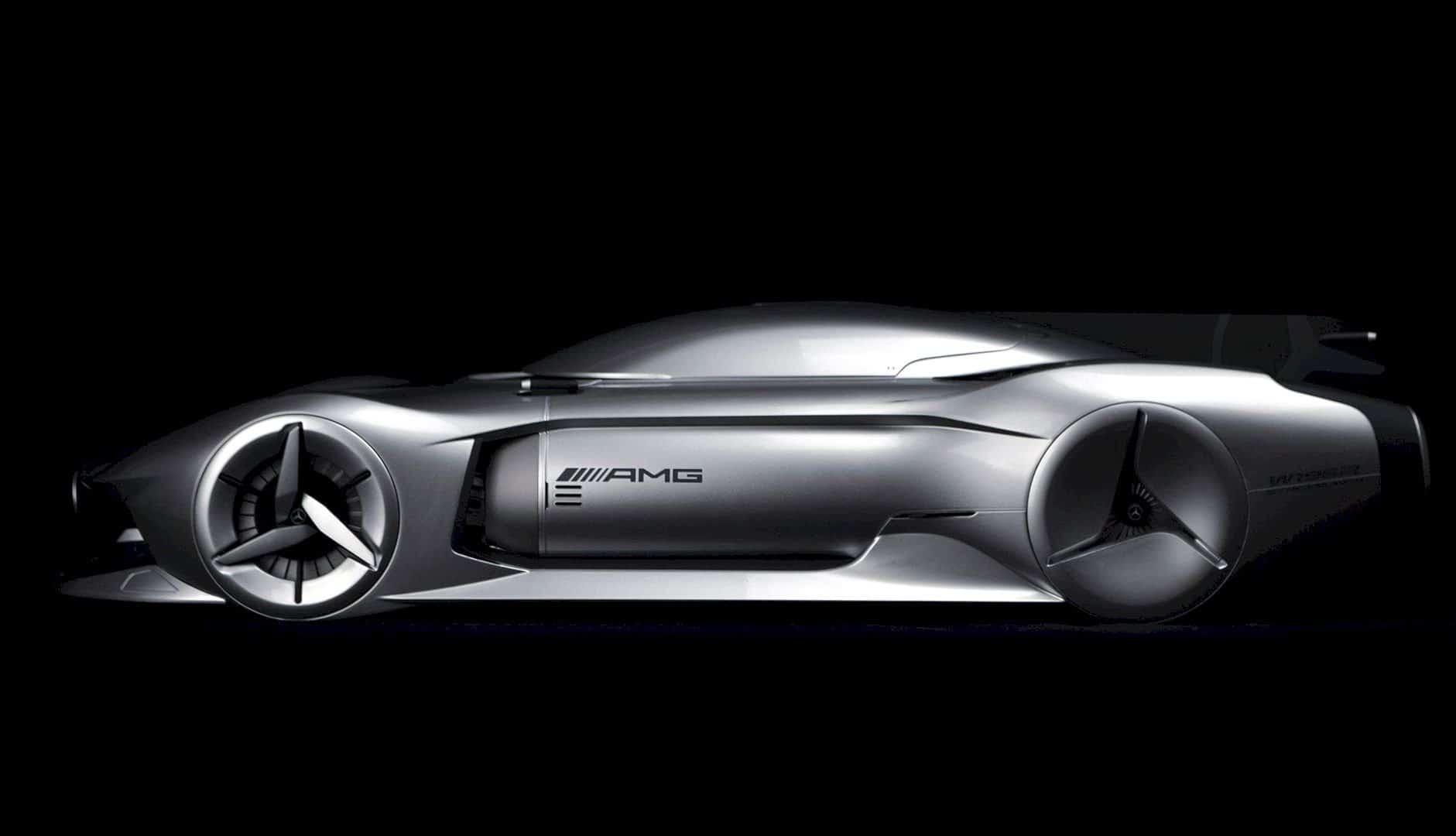 Mercedes-Benz 2040 W196R Streamliner: An Automotive Design of High-Speed GT Cars