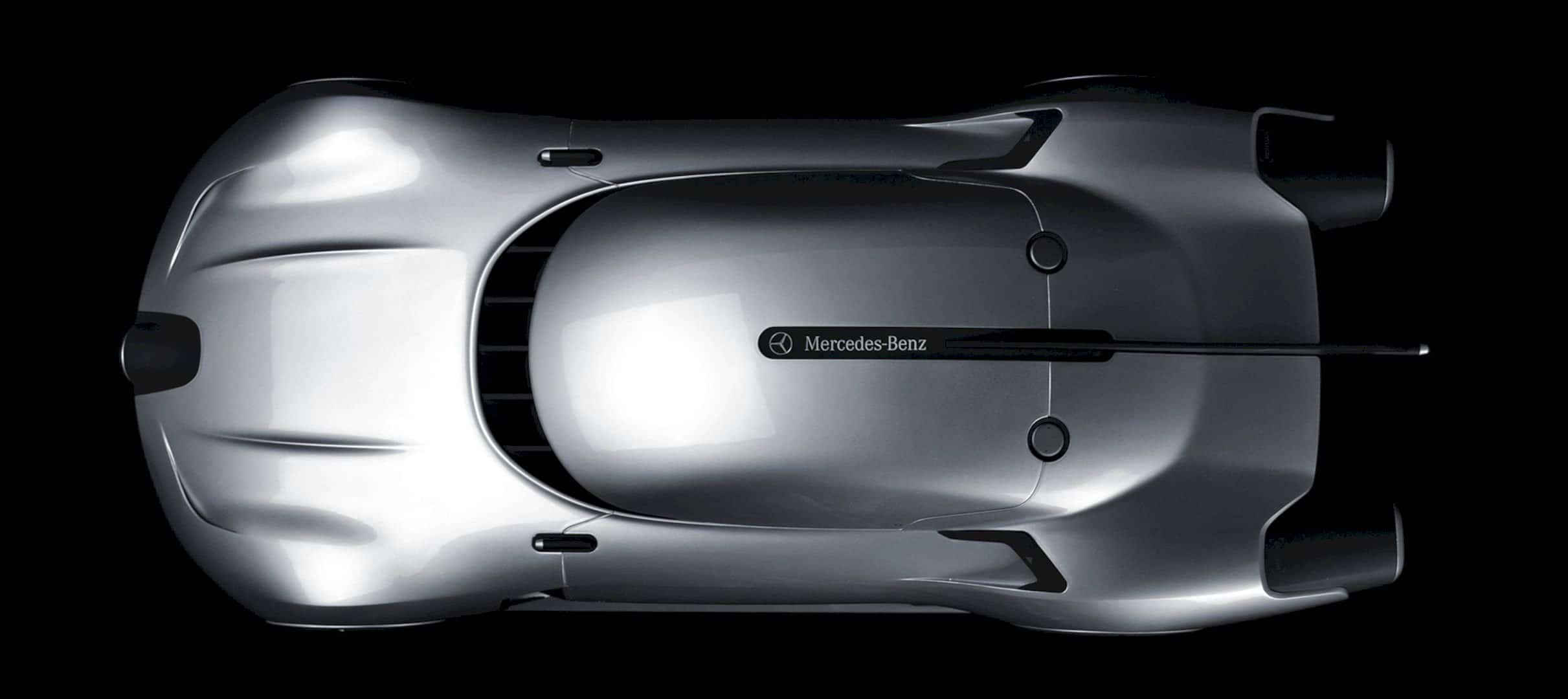 Mercedes Benz 2040 W196R Streamliner 15