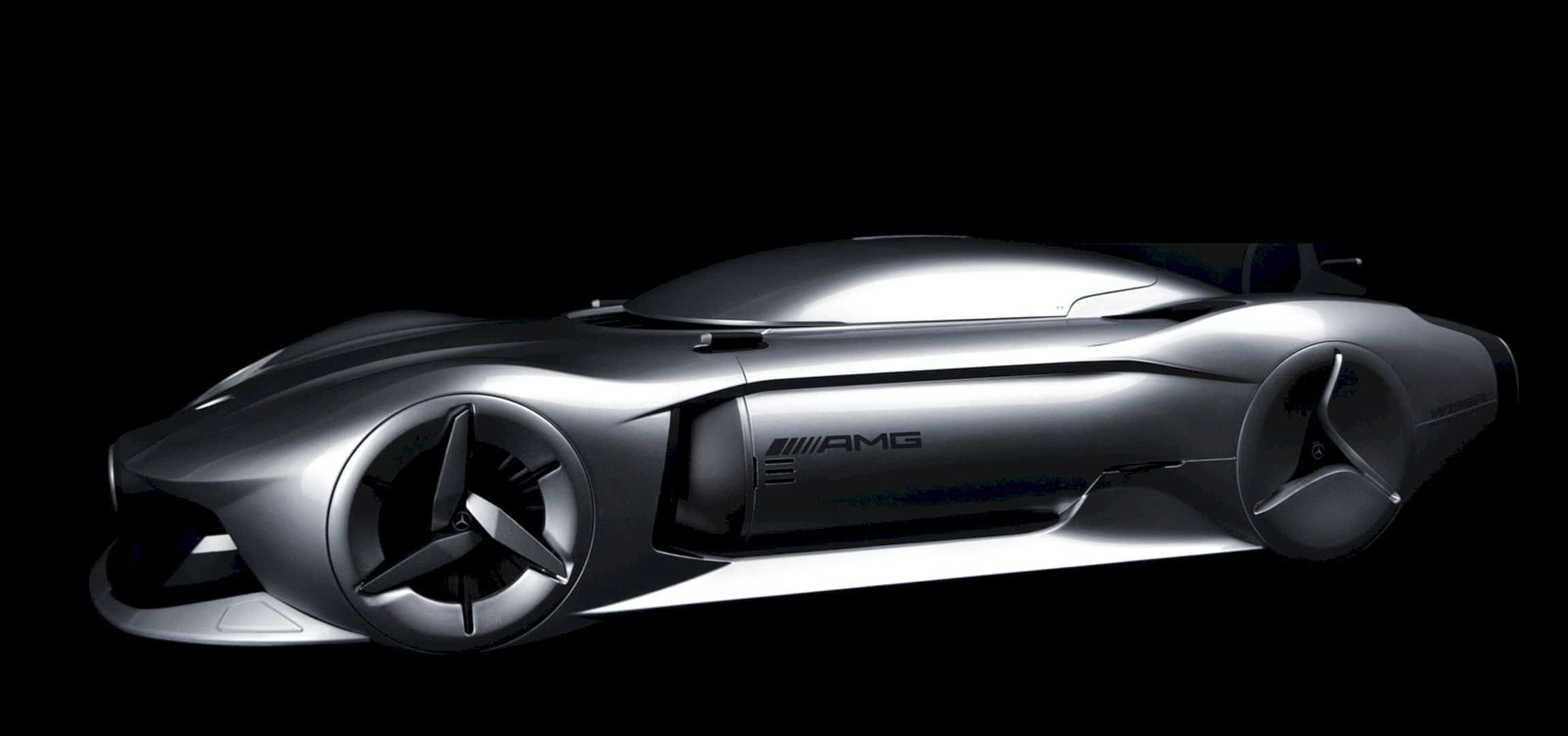 Mercedes Benz 2040 W196R Streamliner 9