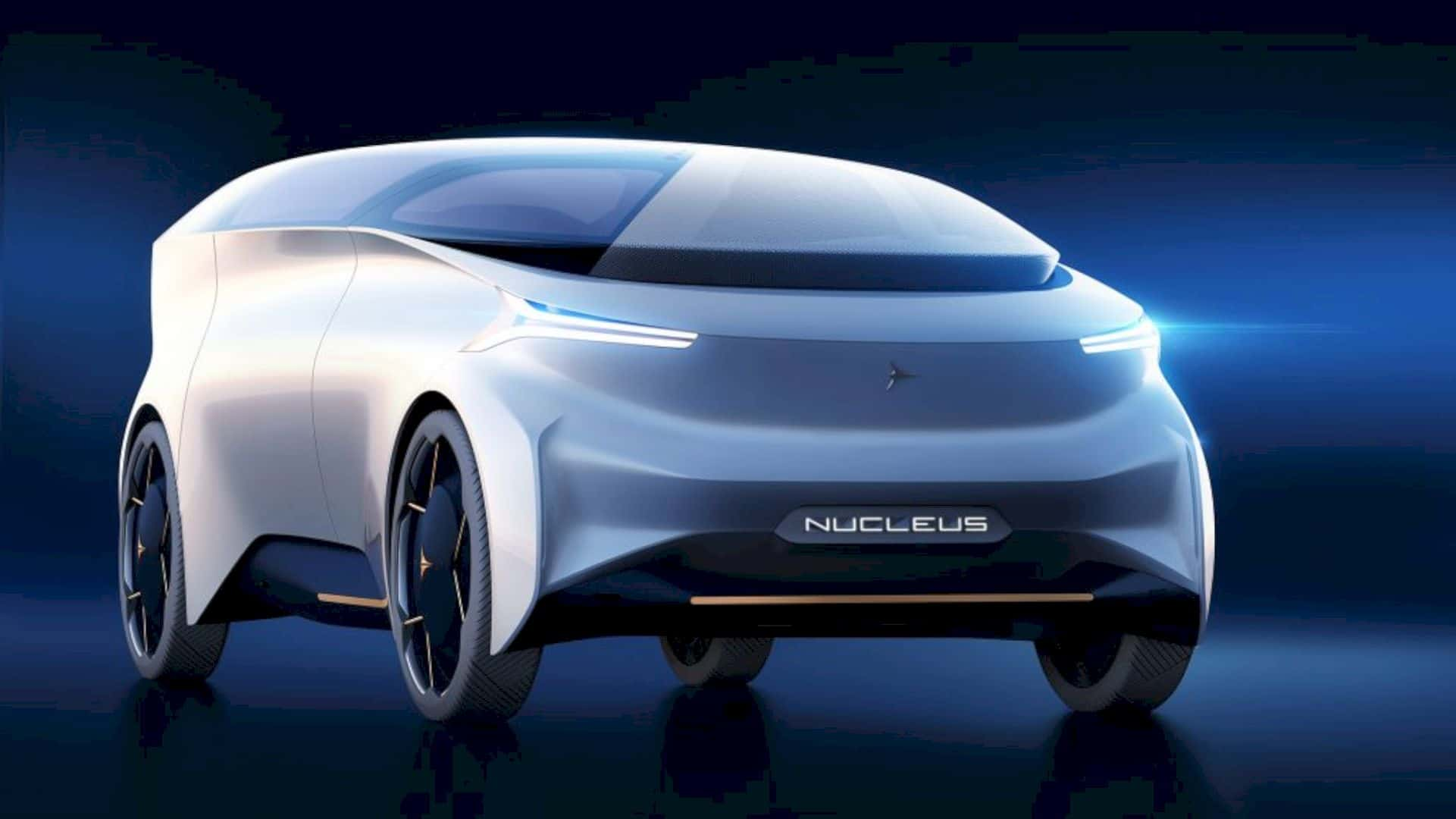 Icona Nucleus Concept Shows The Meaning of A Real Autonomous Car