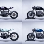 Mark II Series by Diamond-Atelier: Hyper-Aggressive Cafe Racer