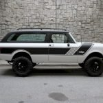 Motorcar Studio 1976 International Scout Traveler: The Ideal Traveler Classic