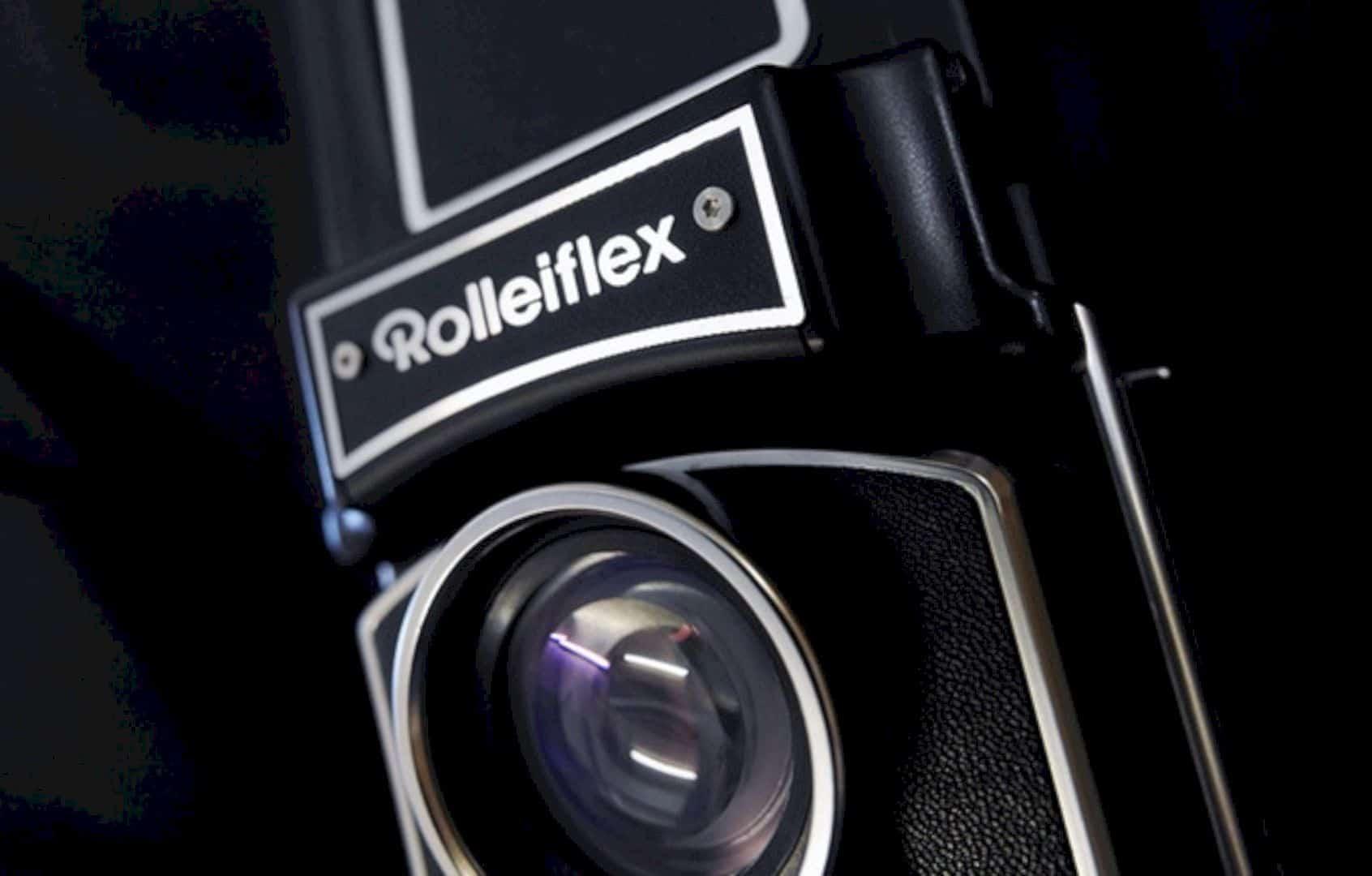 Rolleiflex™ Instant Kamera 5