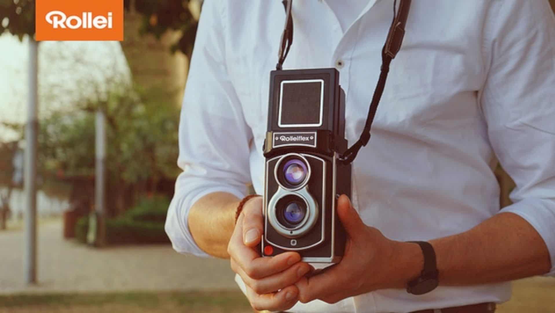 Rolleiflex™ Instant Kamera 7
