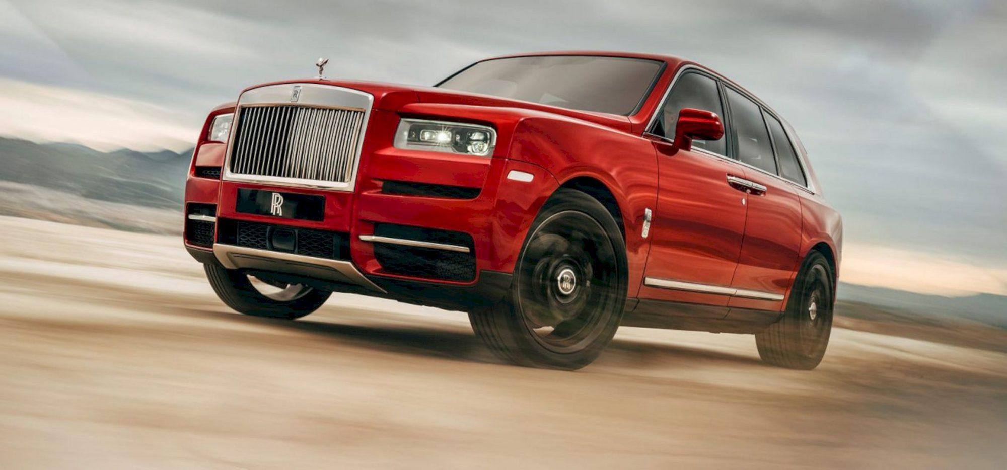 Rolls-Royce Cullinan: Freedom Absolute - Supreme Liberty