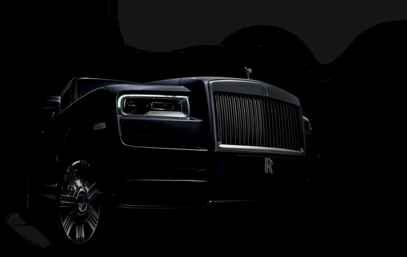 Rolls Royce Cullinan 4