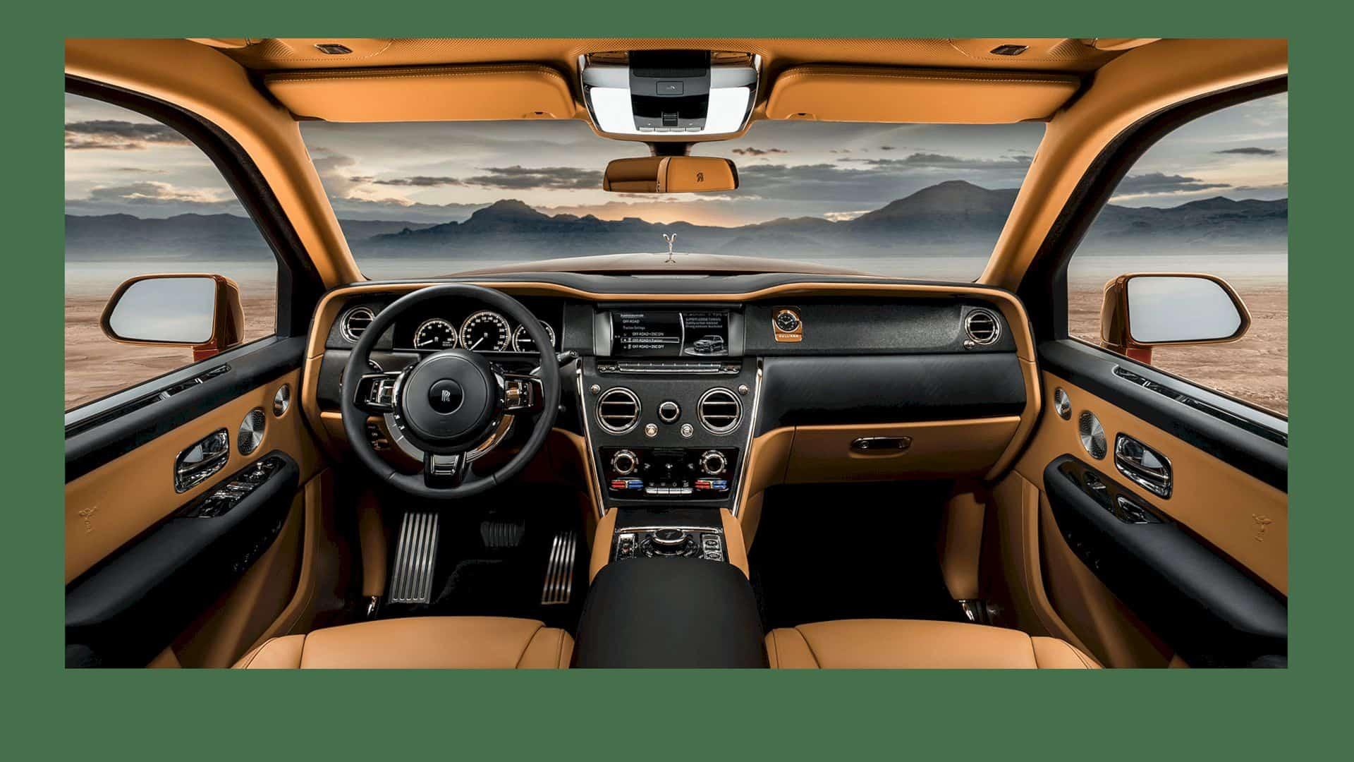 Rolls Royce Cullinan 9