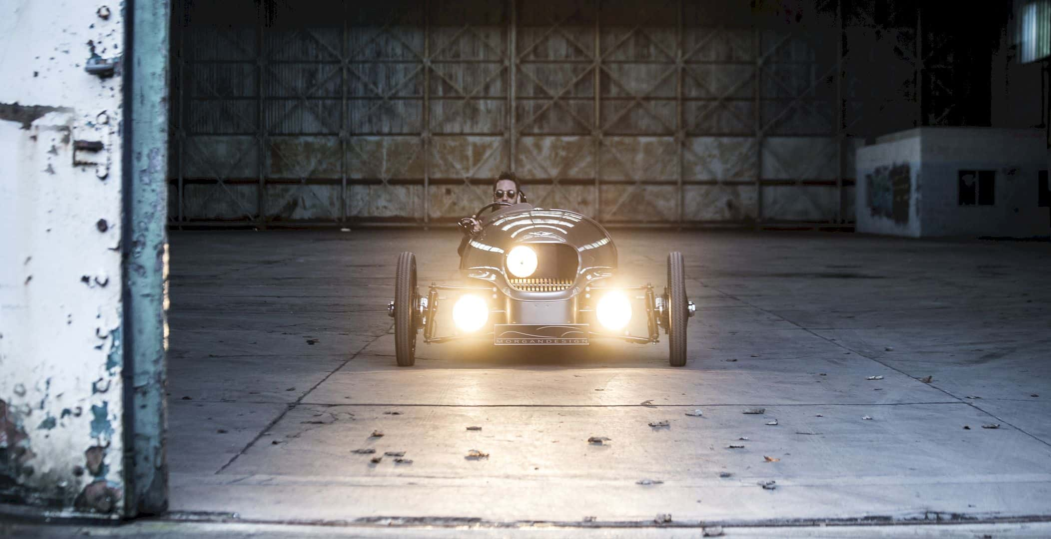 The Morgan Ev 3 7