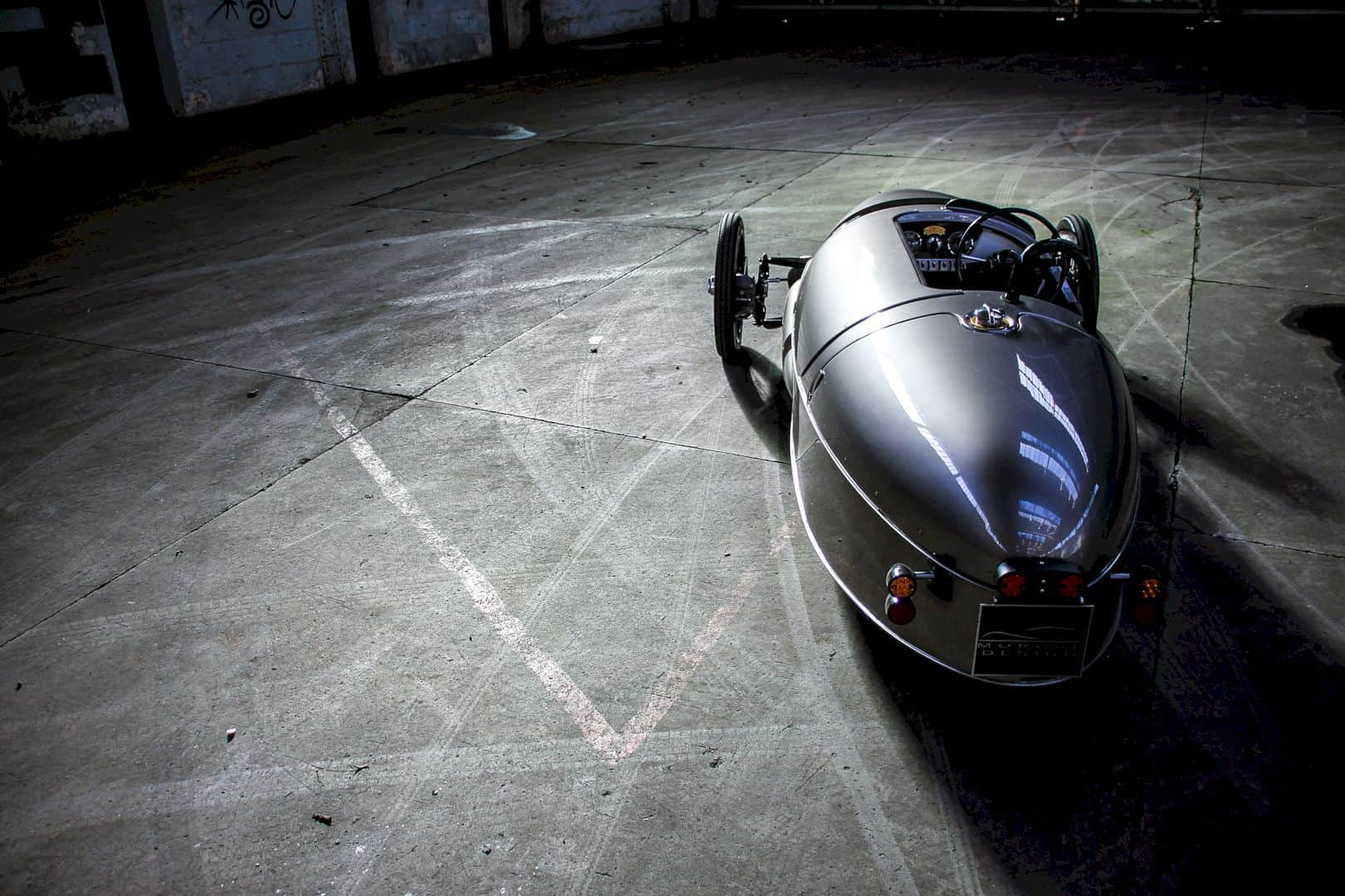 The Morgan Ev 3 8