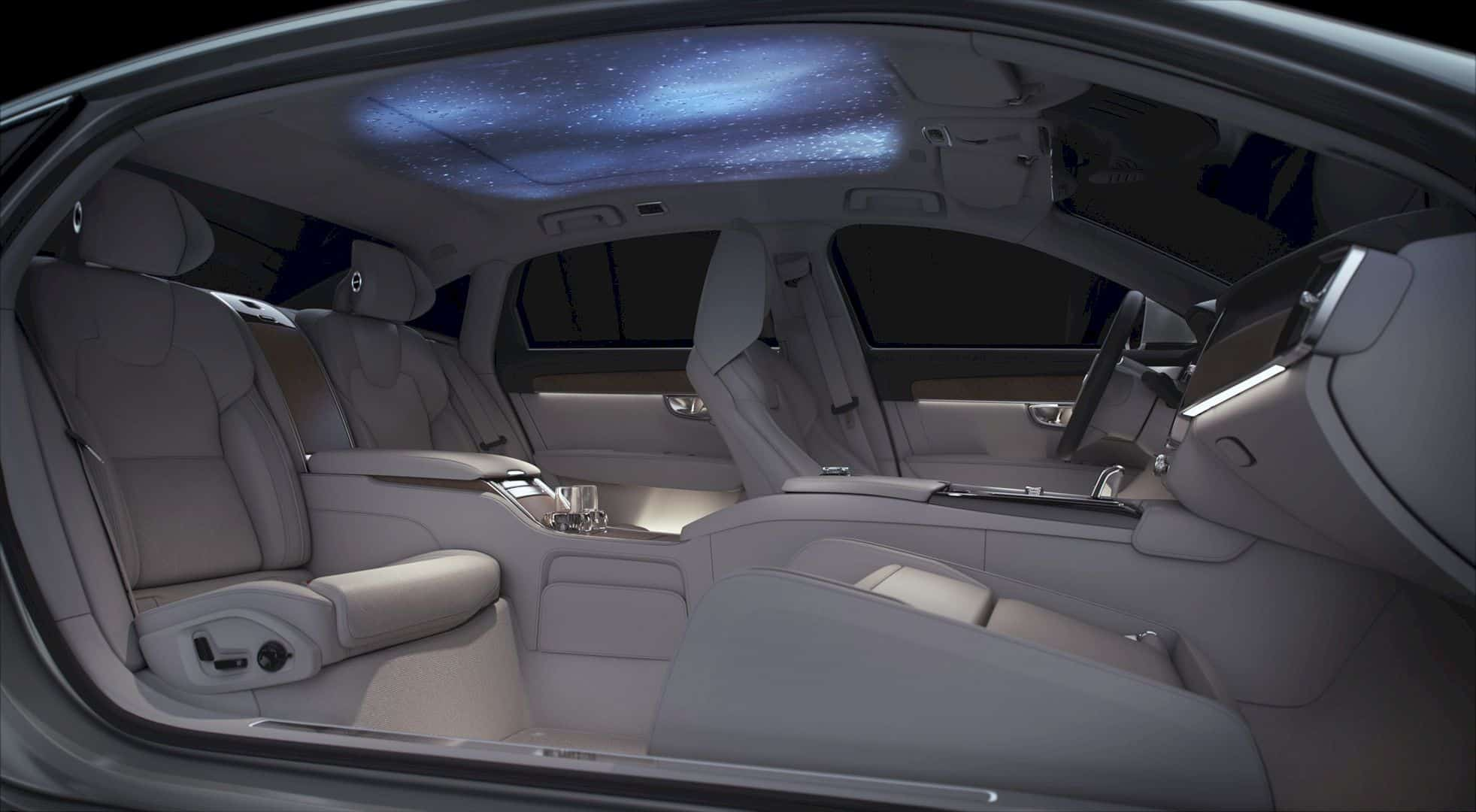 The Volvo S90 Ambience Concept 1
