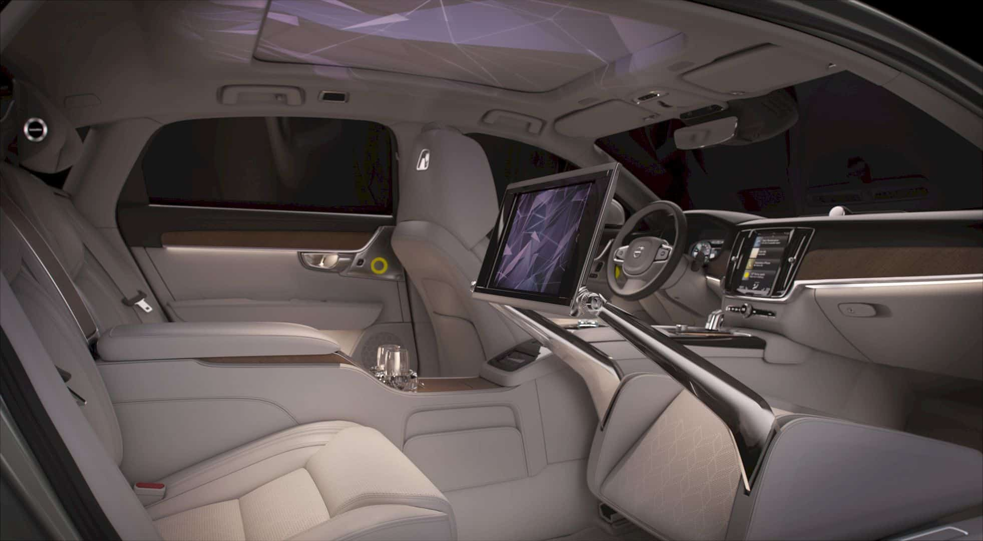 The Volvo S90 Ambience Concept 4