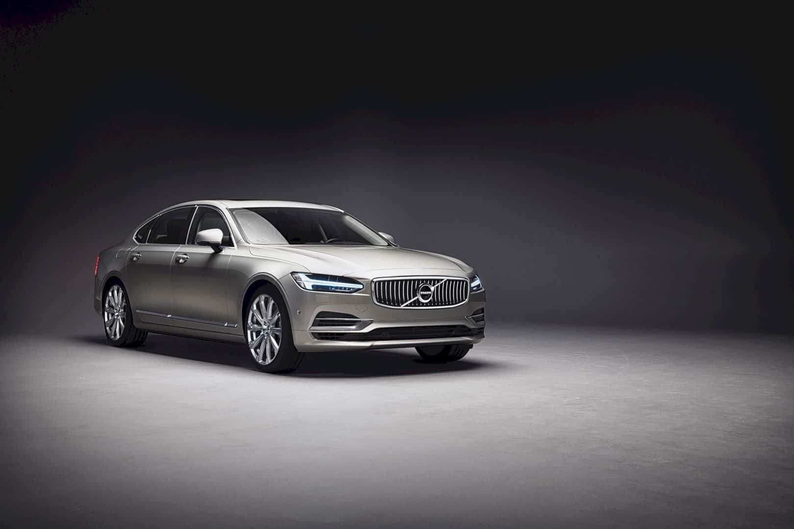 The Volvo S90 Ambience Concept 5