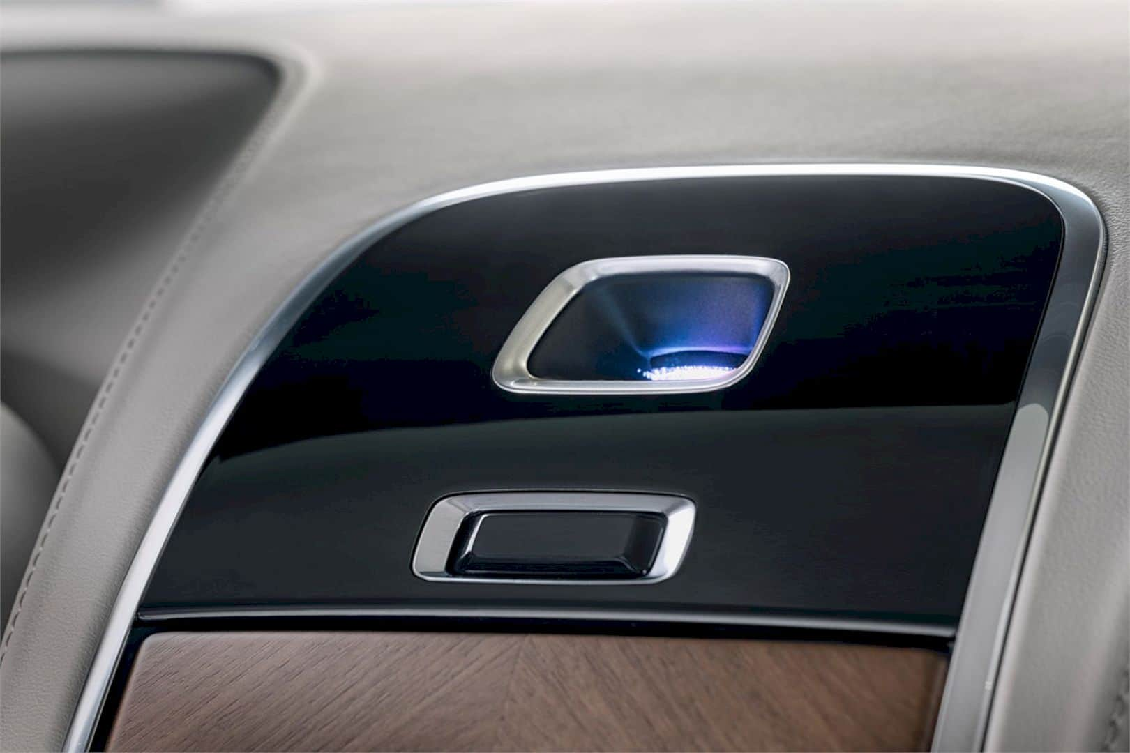 The Volvo S90 Ambience Concept 8