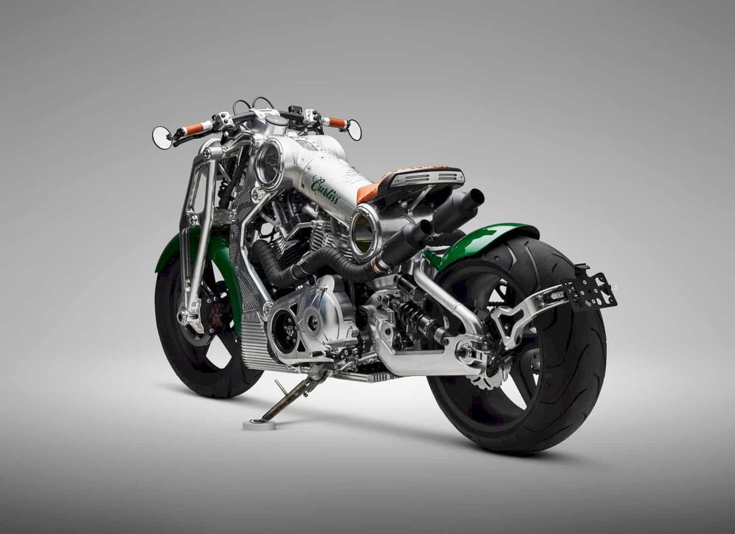 Warhawk By Curtiss Motorcycle 5