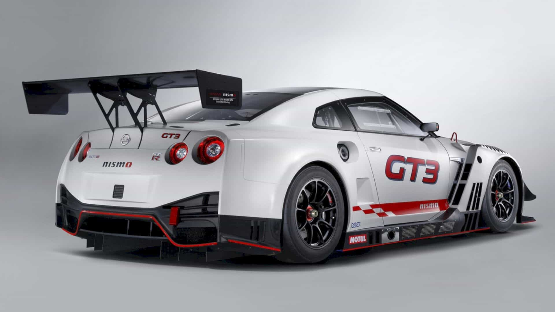2018 Nissan GT-R Nismo GT3 – Top of the Top