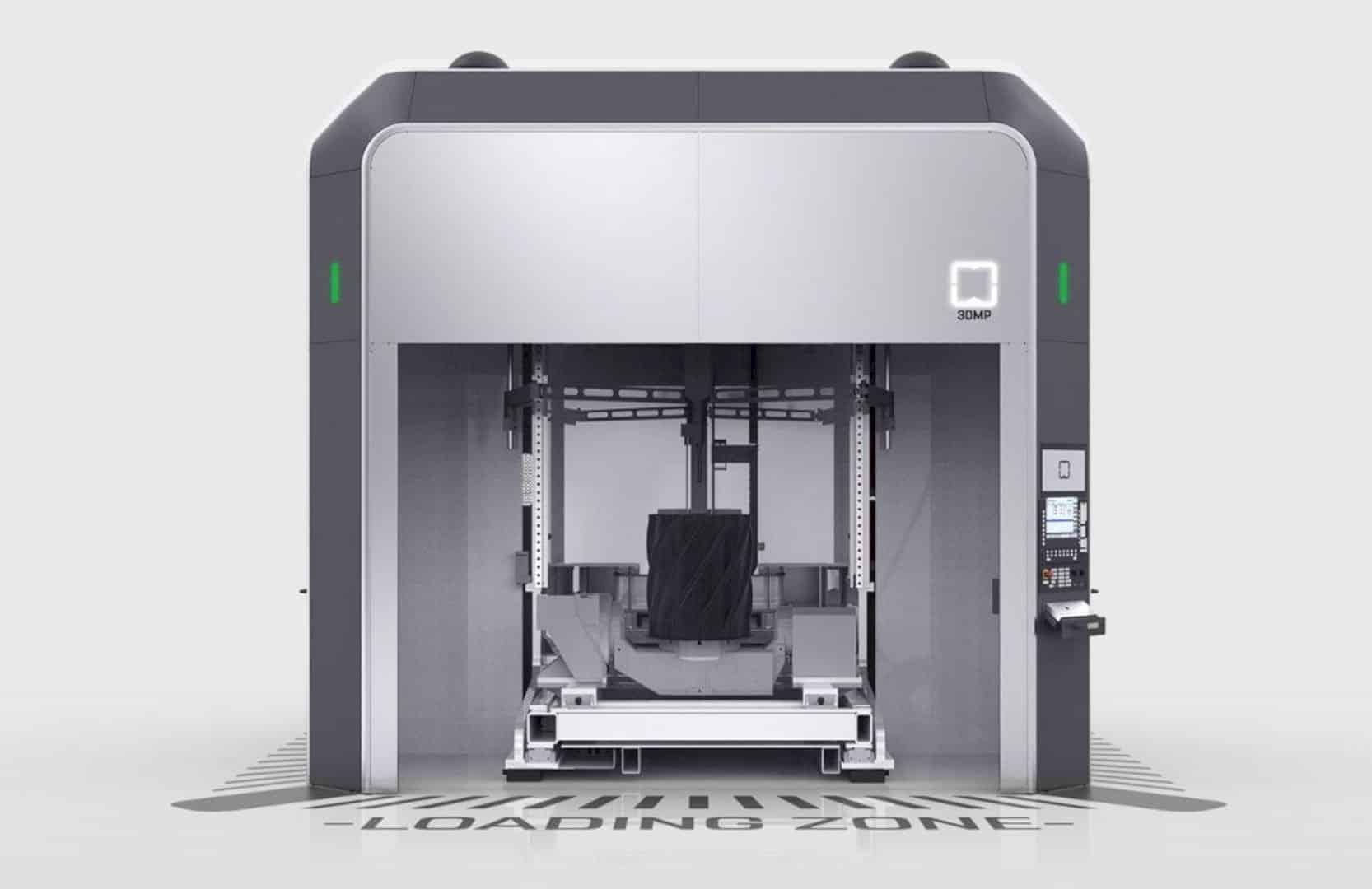3DMP: The Best Three-Dimensional Mental Printing System Ever
