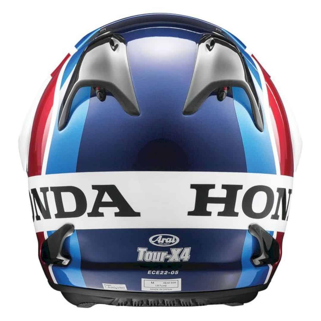 Arai XD 4 Africa Twin Helmet 2