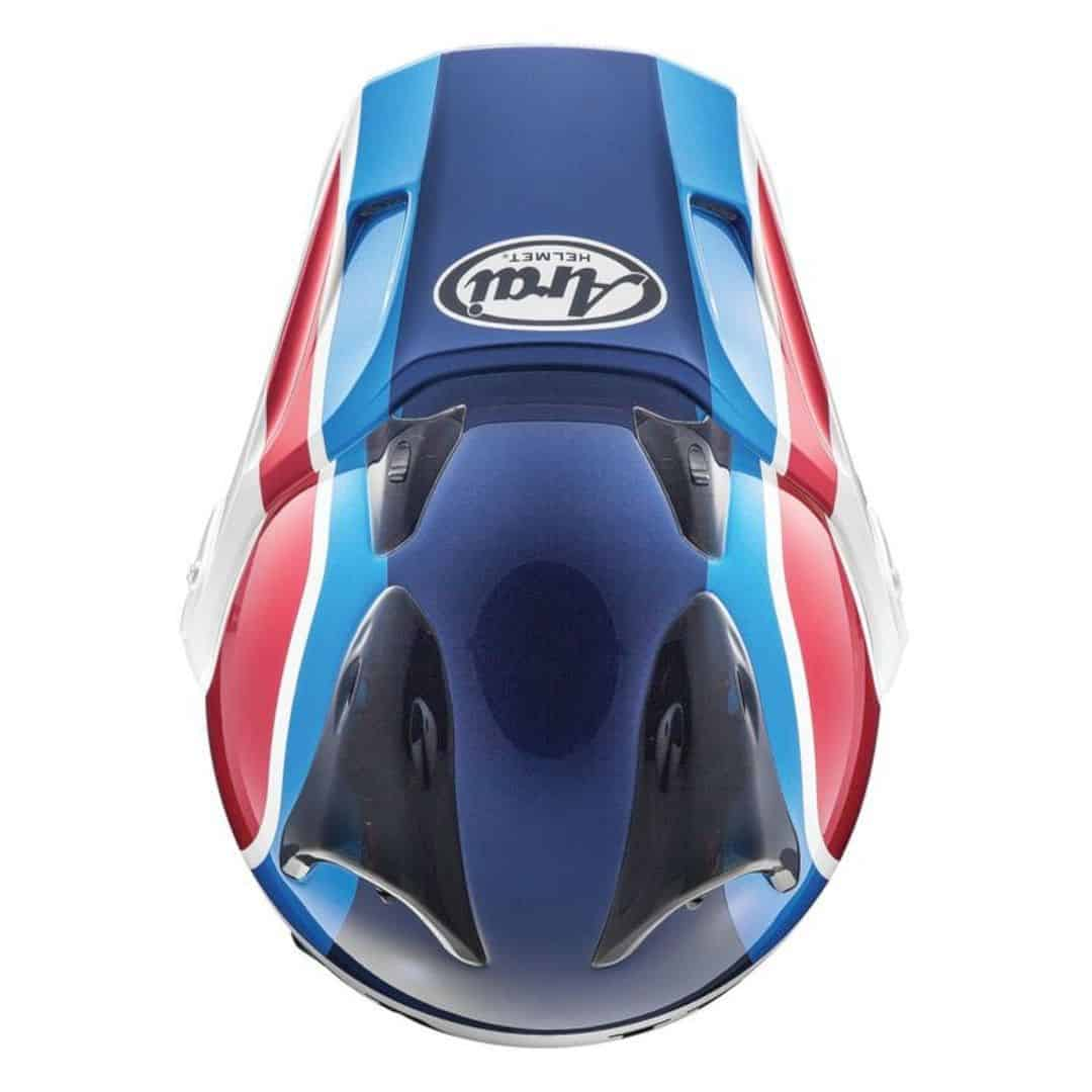 Arai XD 4 Africa Twin Helmet 3