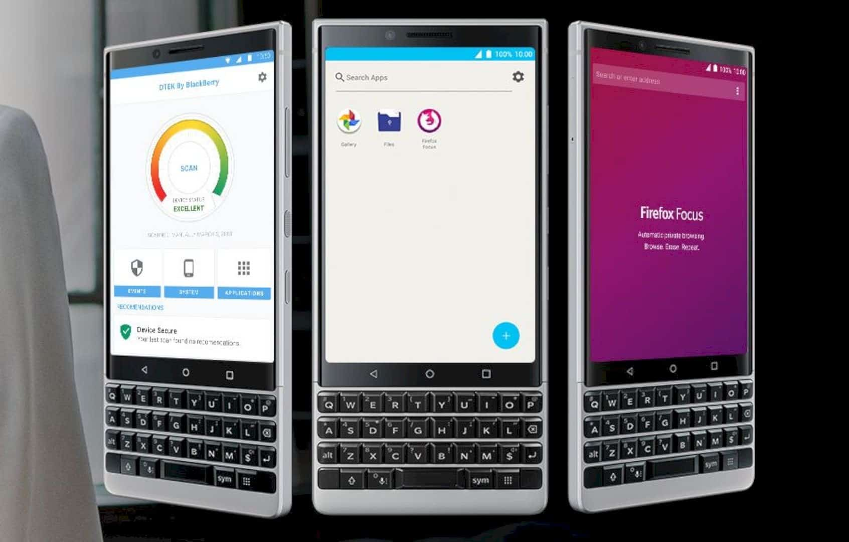 BlackBerry® KEY2 5