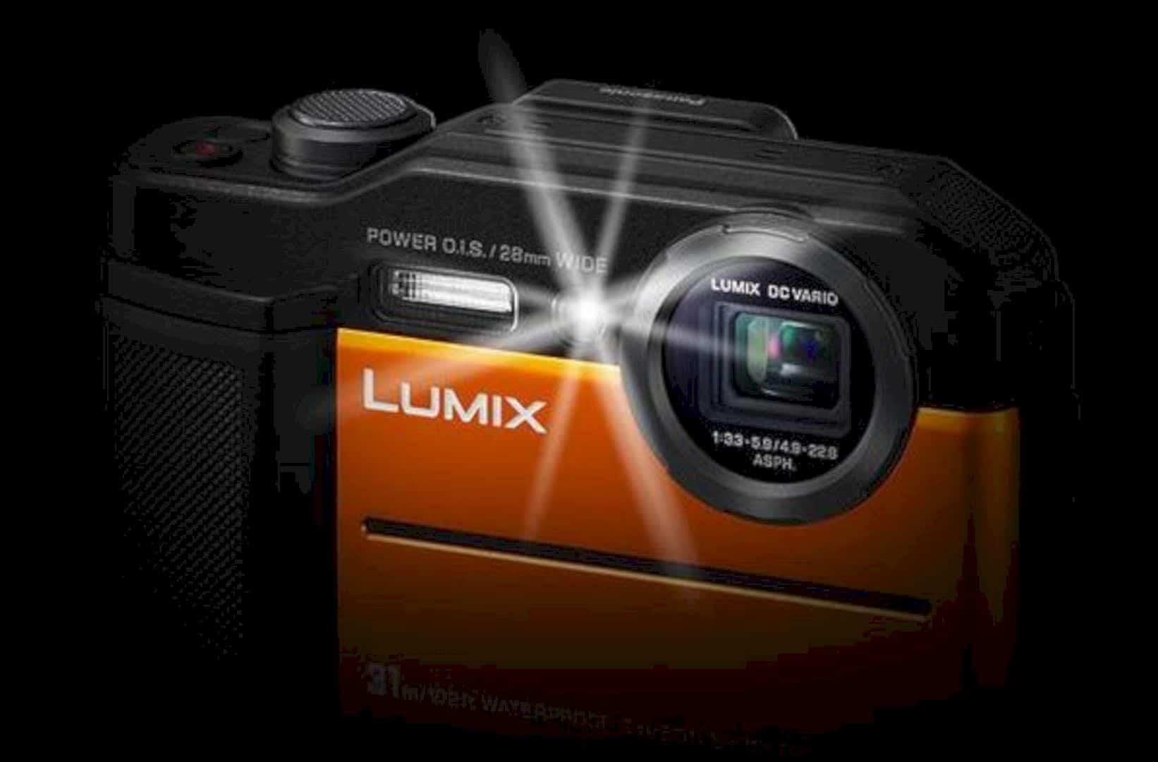Panasonic LUMIX TS7 Waterproof Tough Camera 1