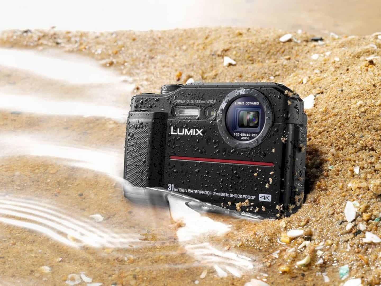 Panasonic LUMIX TS7 Waterproof Tough Camera 13