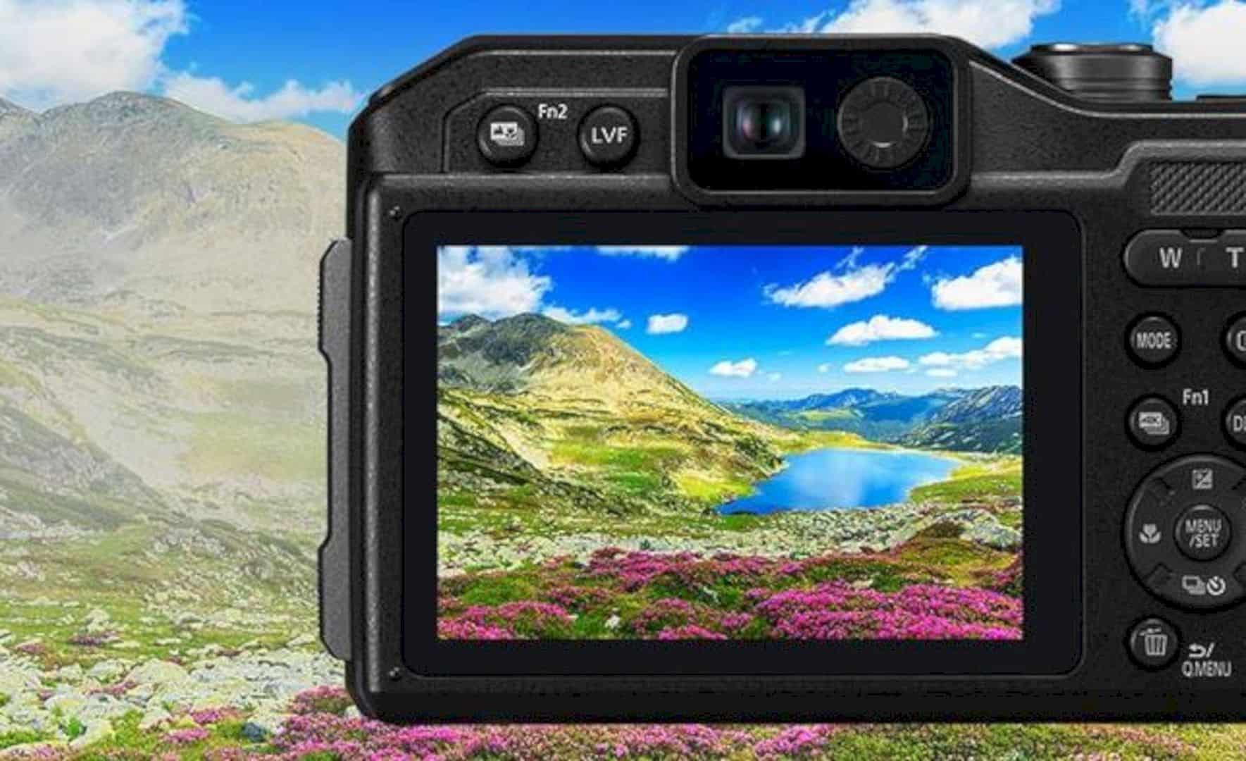 Panasonic LUMIX TS7 Waterproof Tough Camera 3