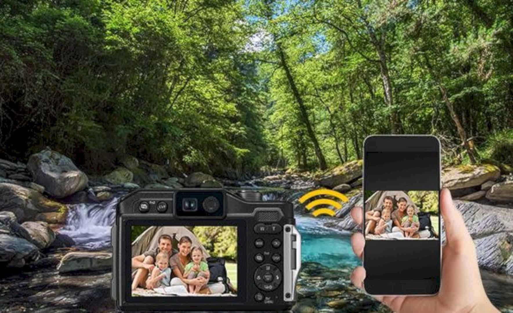 Panasonic LUMIX TS7 Waterproof Tough Camera 5