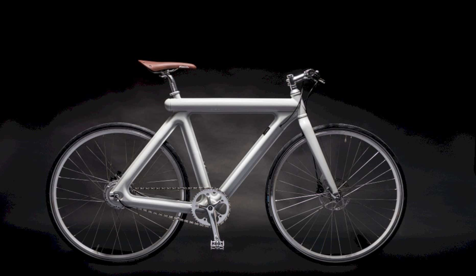 Pressed Bike: Smart Package of Bike with Removable Battery