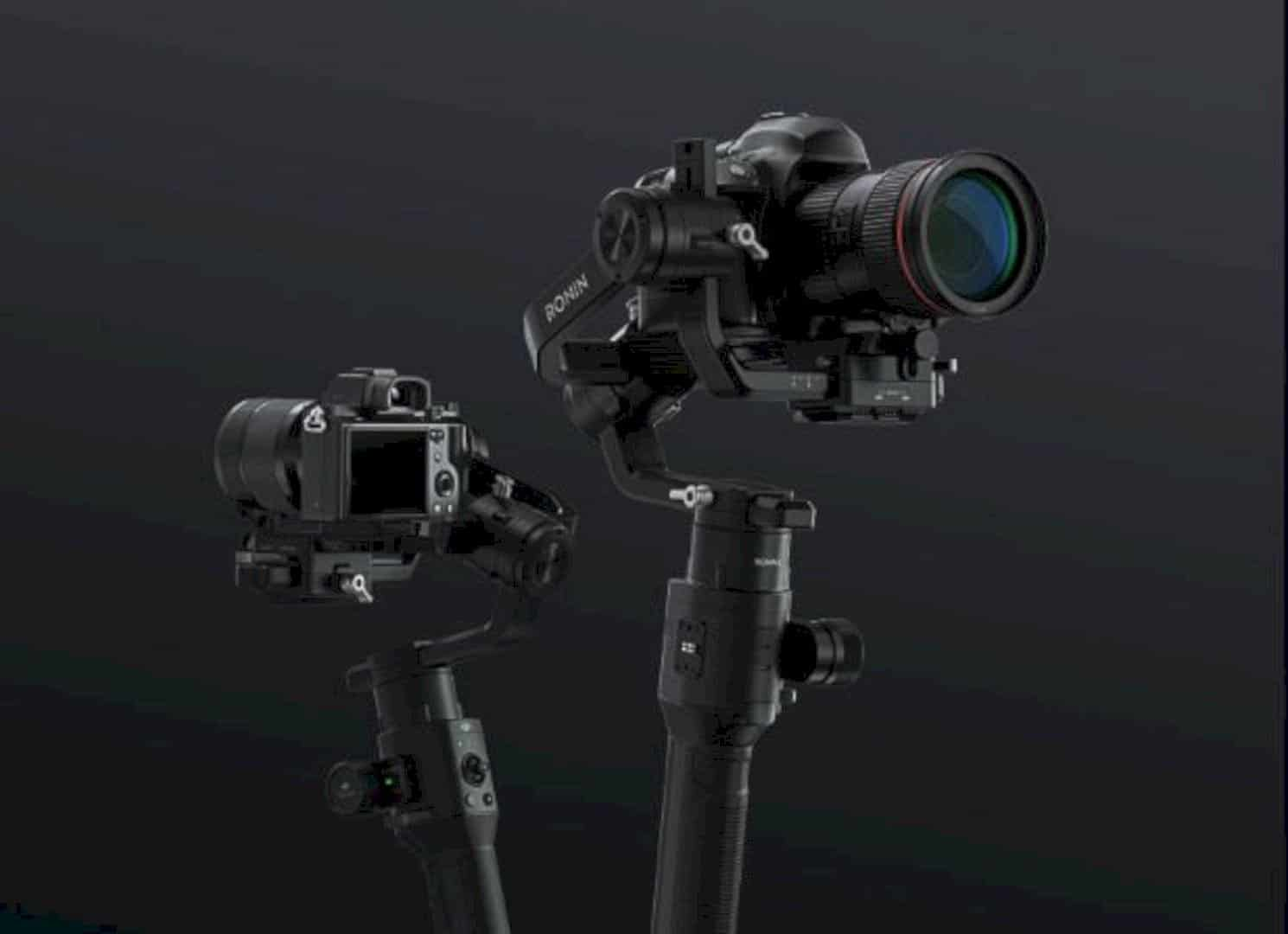 Ronin-S: A New Way to Shoot Smoothly on the Move