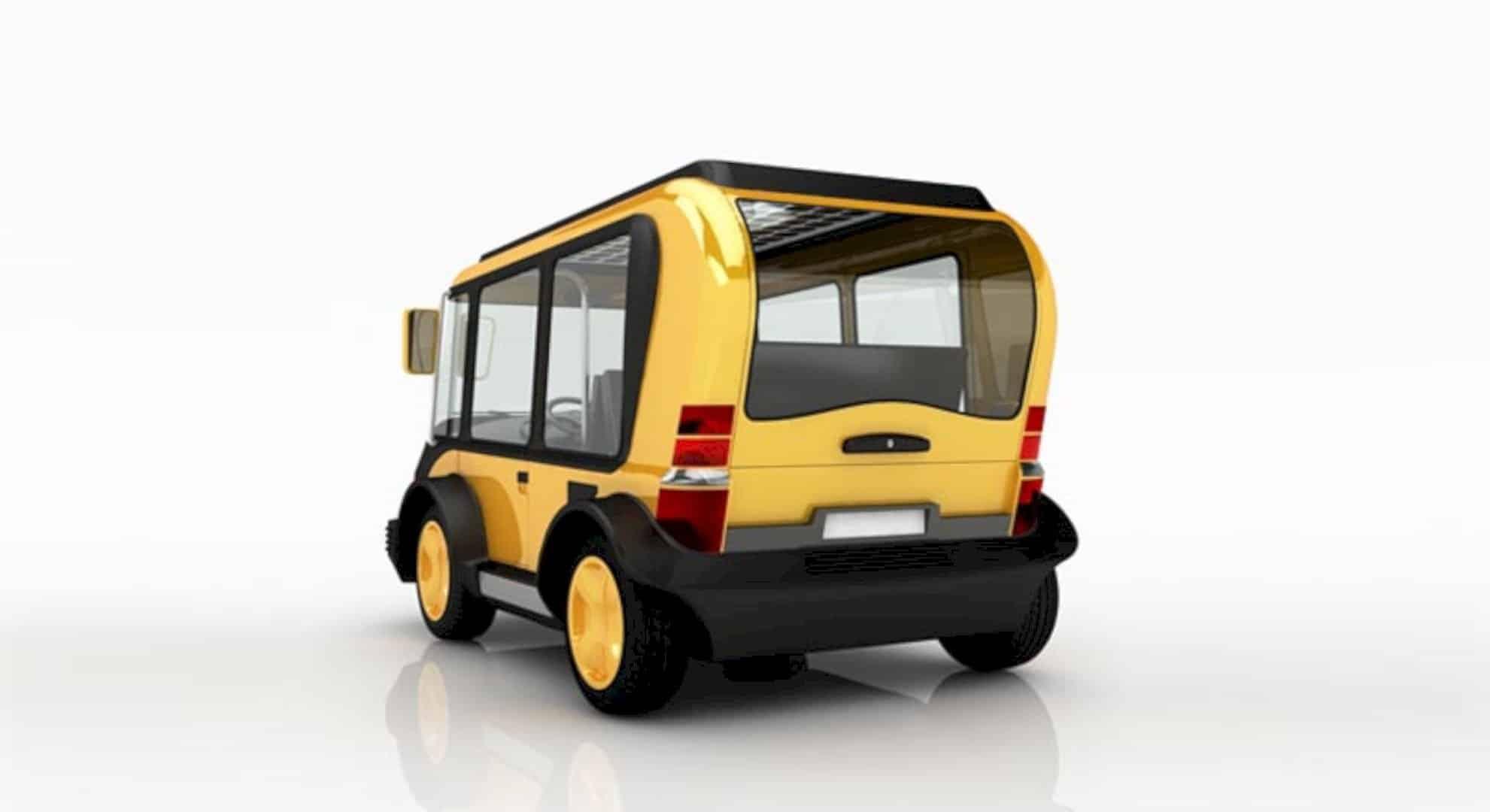 Solar Taxi 4