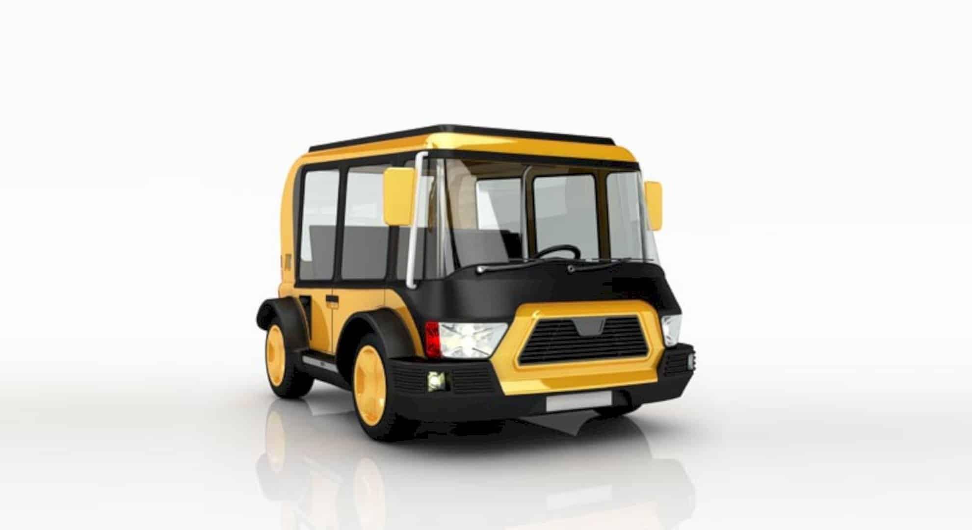 Solar Taxi 5