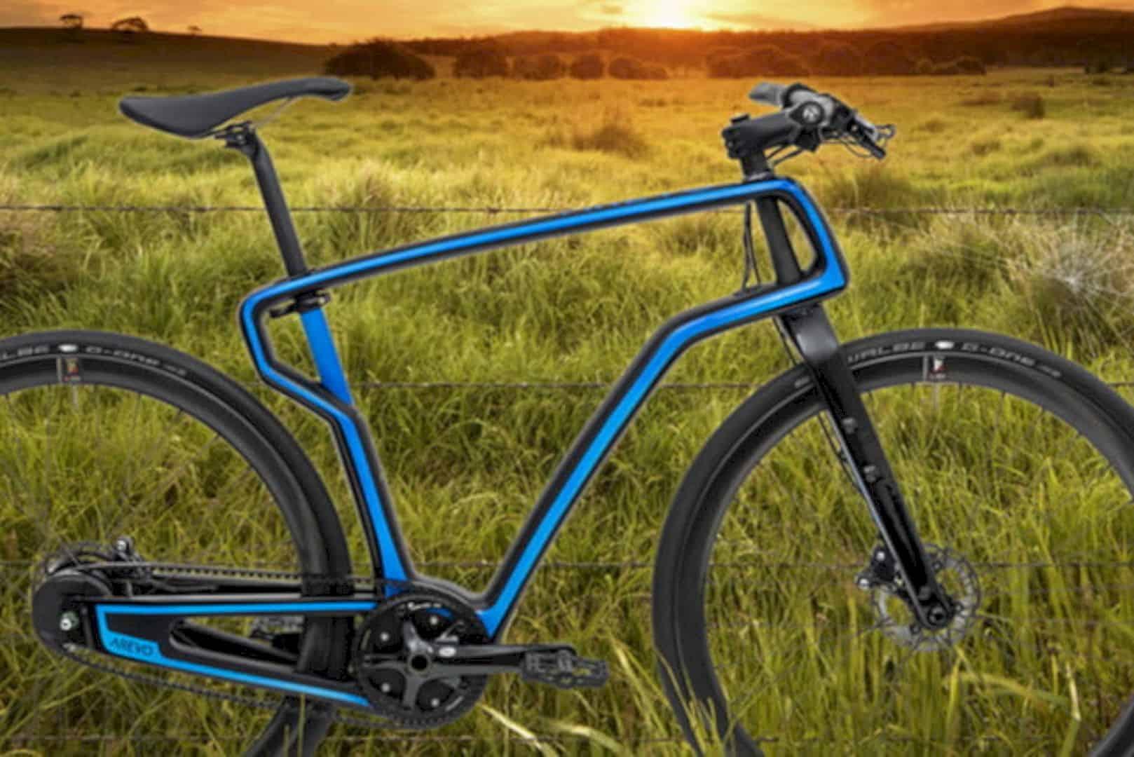 Arevo 3d Bike 1