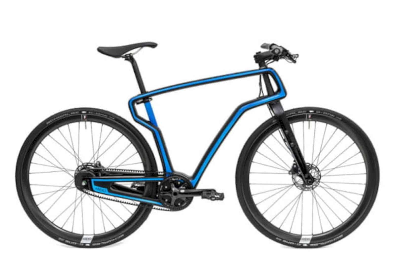 Arevo Became The Pioneer of 3D Printed Bike