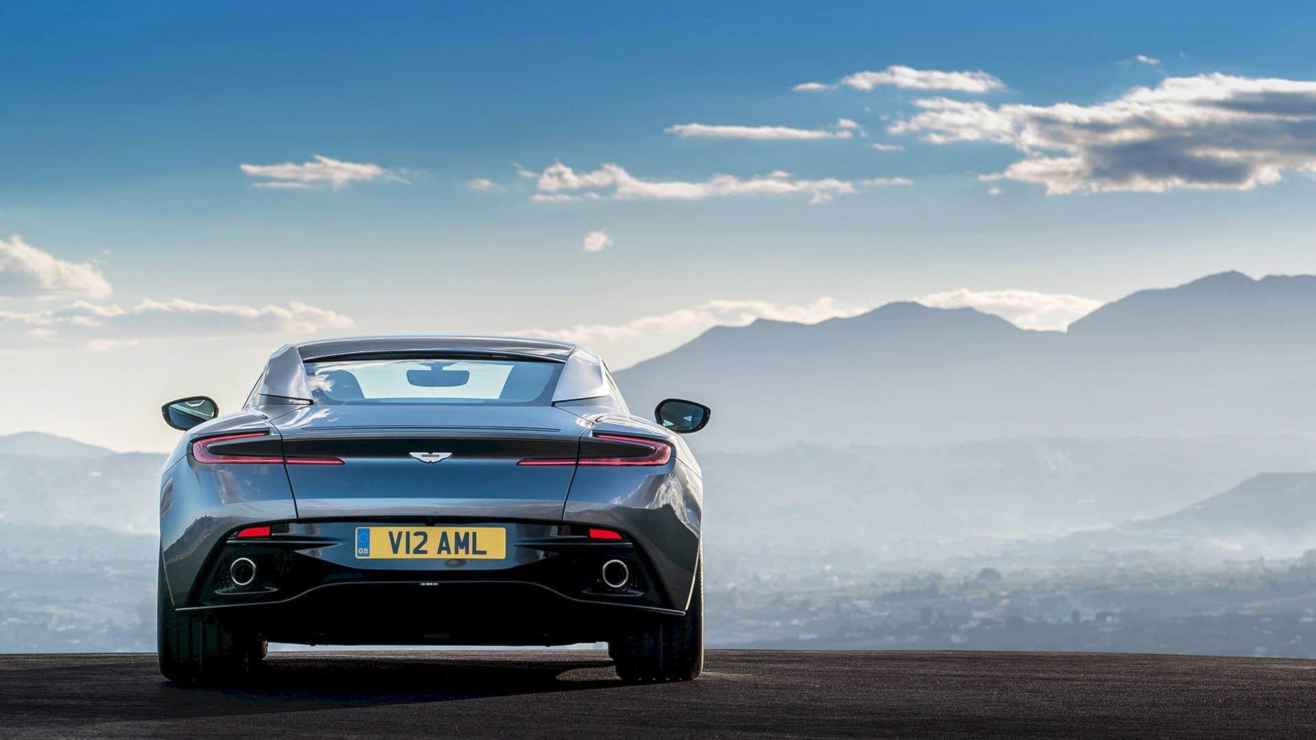 Aston Martin Db 11 7