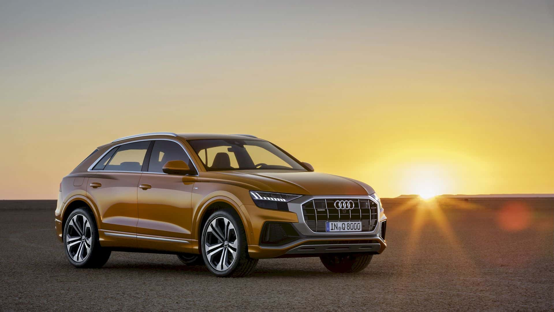 Audi Q8 – The New Face of The Q Family