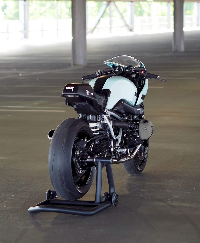 Bmw Ninet Racer By Jvb Moto 2
