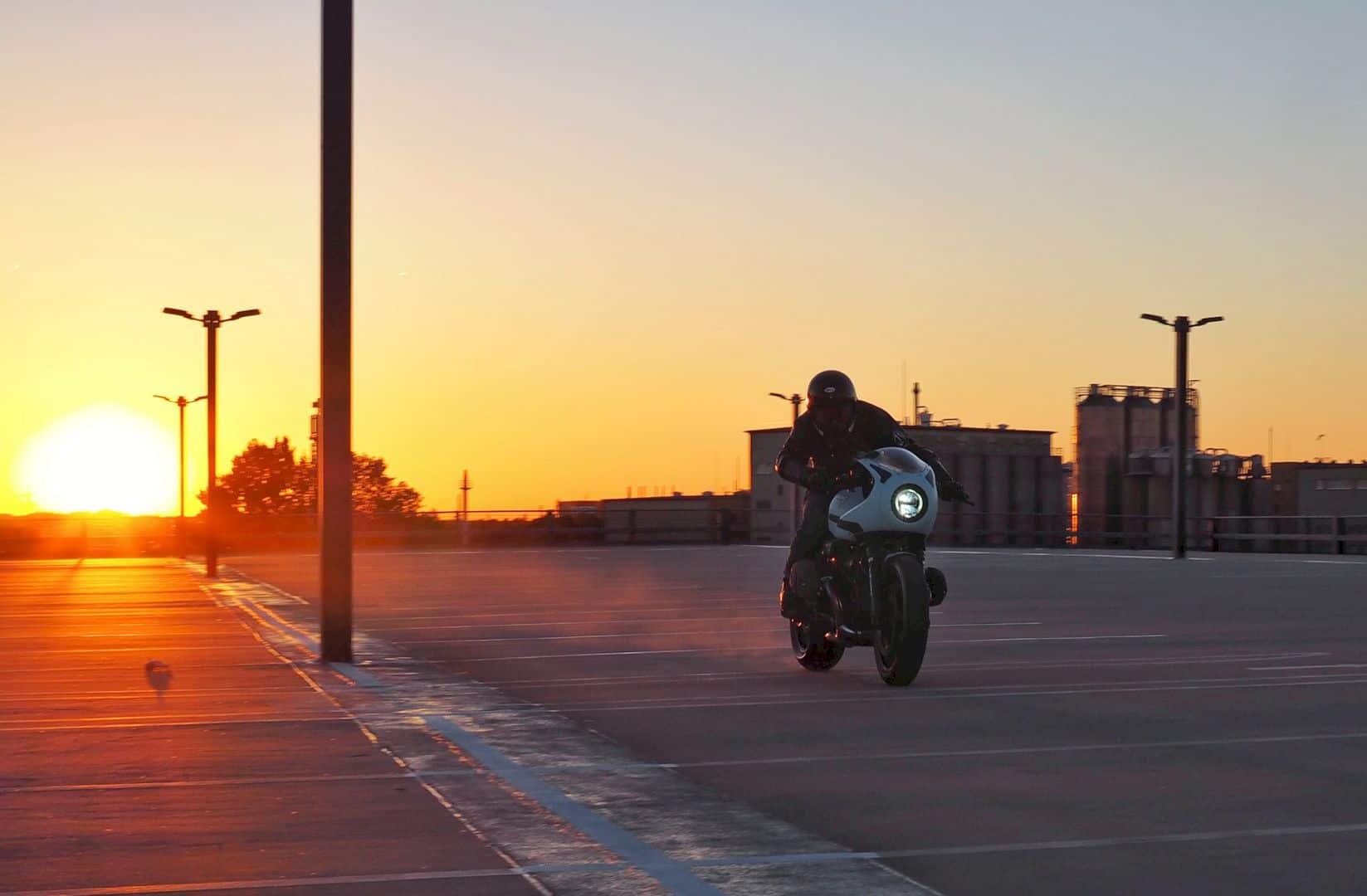 Bmw Ninet Racer By Jvb Moto 5