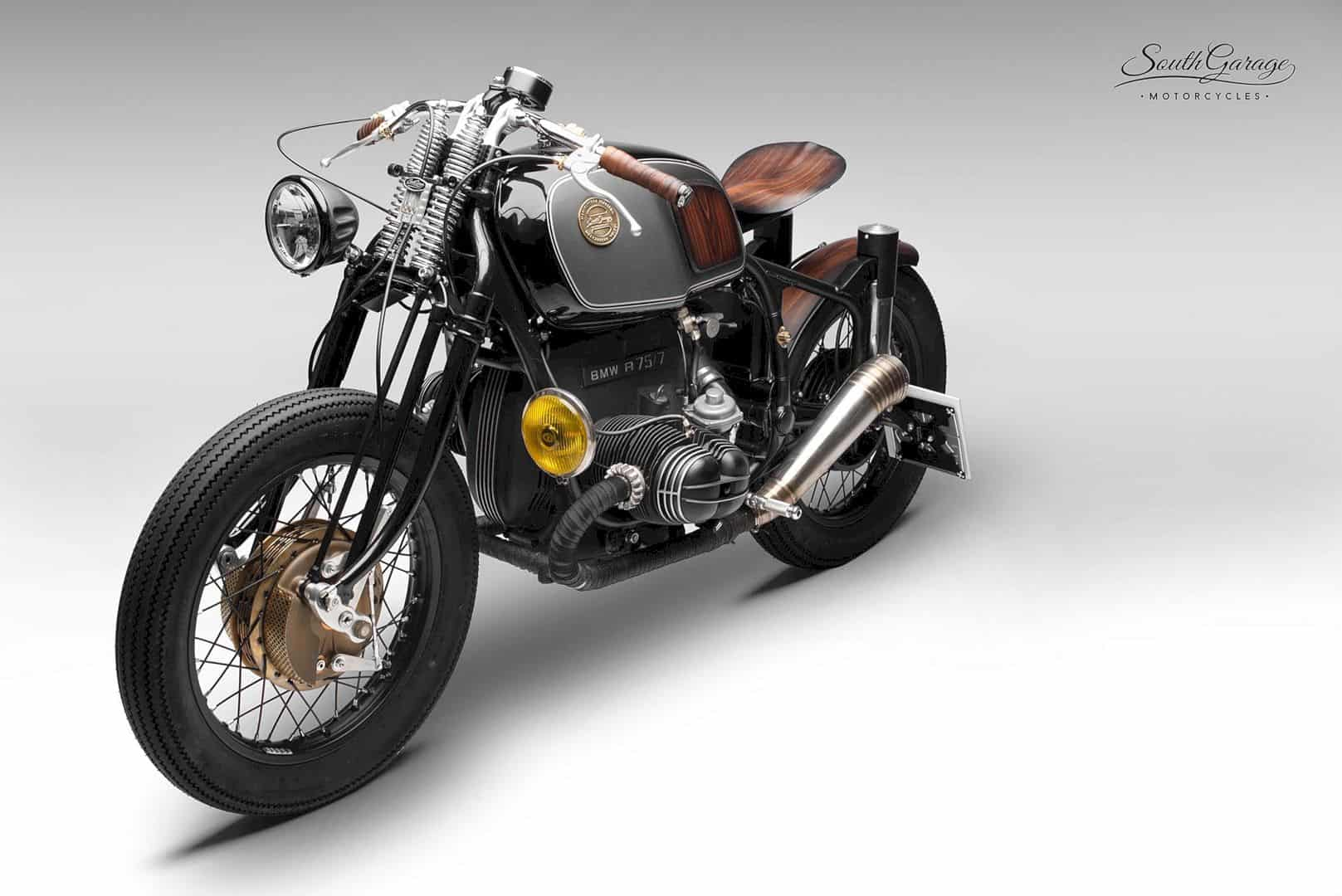 Bmw R75 5 Nerboruta By South Garage 4