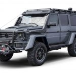 BRABUS Adventure 4×4² – The Best in the Class
